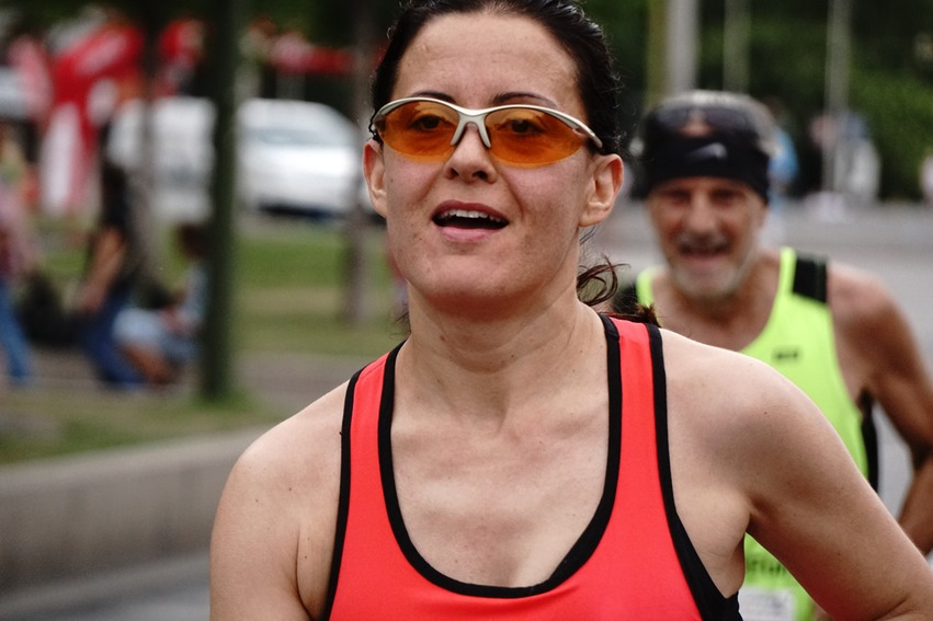 oliver haupt specializes on photos of running events
